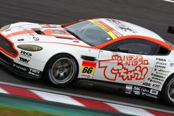 #66 Triple A Vantage GT2: Hiroki Yoshimoto, Kazuki Hoshino
