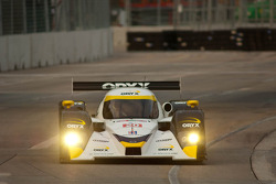 #20 Oryx Dyson Racing Lola B09/86 Mazda: Humaid Al Masaood, Steven Kane