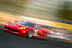 #62 Risi Competizione Ferrari F458 Italia: Jaime Melo, Toni Vilander