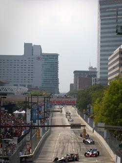 Pace laps: Will Power, Team Penske