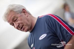 Paul Jackson, iSport International team principal