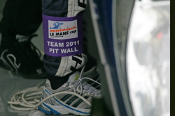 Team Members pitwall pass