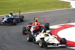 Nigel Melker leads Rio Haryanto