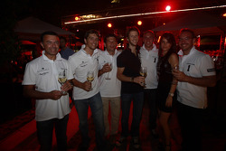 Romain Grosjean, 2011 GP2 Series Champion with the Dams team