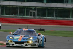 #65 Lotus Jetalliance Lotus Evora: James Rossiter, Johnny Mowlem, Karl Wendlinger