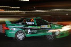 Jukka Ketomaki and Kai Risberg, Mitsubishi Lancer Evo IX