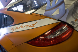 Detail of #911 Porsche Motorpsorts North America Porsche GT3R Hybrid: Romain Dumas, Richard Lietz