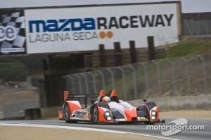 #89 Intersport Racing Oreca FLM09: Kyle Marcelli, Chapman Ducote