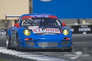 #66 TRG Porsche 911 GT3 Cup: Duncan Ende, Spencer Pumpelly, Peter Ludwig