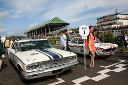 Saloon Cars: Ford Galaxie Rules Goodwood
