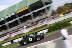 Race TT practice: Beighton-Watts, Sunbeam Lister Tiger