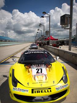 #27 Ferrari of Houston Ferrari 458 Challenge