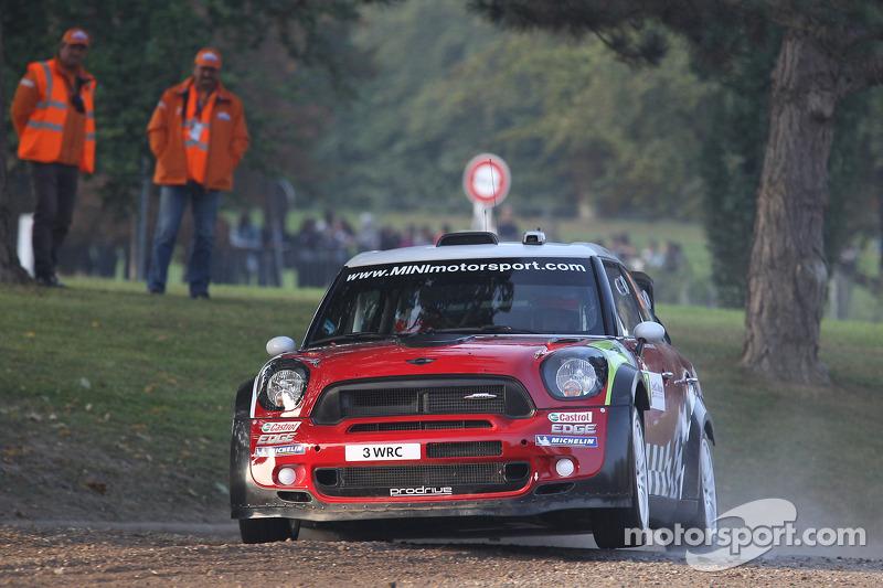 Даніель Сордо і Карлос Дель Барріо, Mini John Cooper Works, MINI WRC TEAM