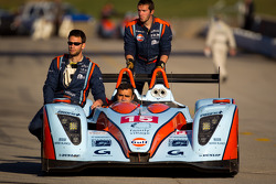#15 Oak Racing Oak Pescarolo Judd pushed on pitlane