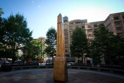 Walton Spring Park in downtown Atlanta