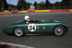 #34 Aston Martin DB3: Mark Midgley