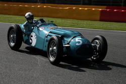 #5 Richard Pilkington, Talbot Lago T26C