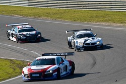#22 United Autosports Audi R8 LMS: Mark Patterson/Joe Osbourne
