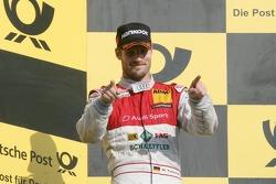 2nd Martin Tomczyk, Audi Sport Team Phoenix, Audi A4 DTM