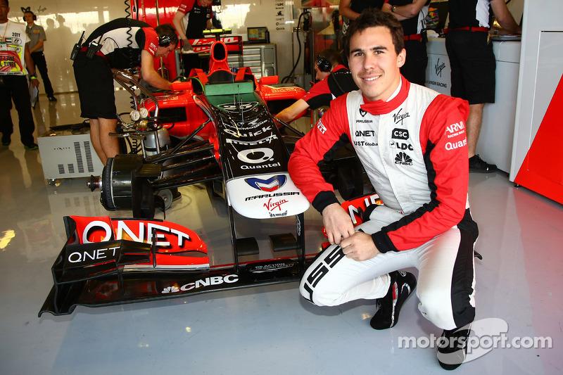 Роберт Уикенс, Marussia Virgin Racing