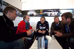 BMW Motorsport meet the press: Charly Lamm