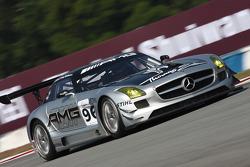 #96 Team AMG China Mercedes SLS AMG GT3: Mika Hakkinen, Congfu Cheng, Lance David Arnold
