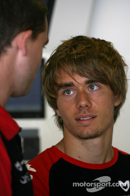 Charles Pic, Virgin Racing