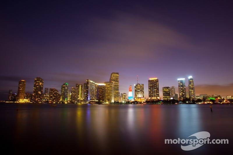 Вторая гонка в США (Нью-Йорк, Майами, Лас-Вегас)