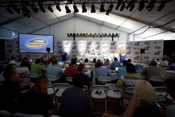Championship contenders press conference: NASCAR Camping World Series contenders James Buescher, Johnny Sauter and Austin Dillon