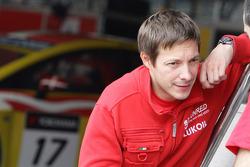 Aleksei Dudukalo, SEAT Leon 2.0 TDI, Lukoil