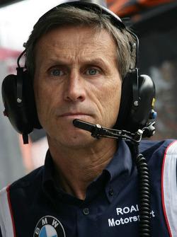 Roberto Ravaglia, Team Roal Motorsport