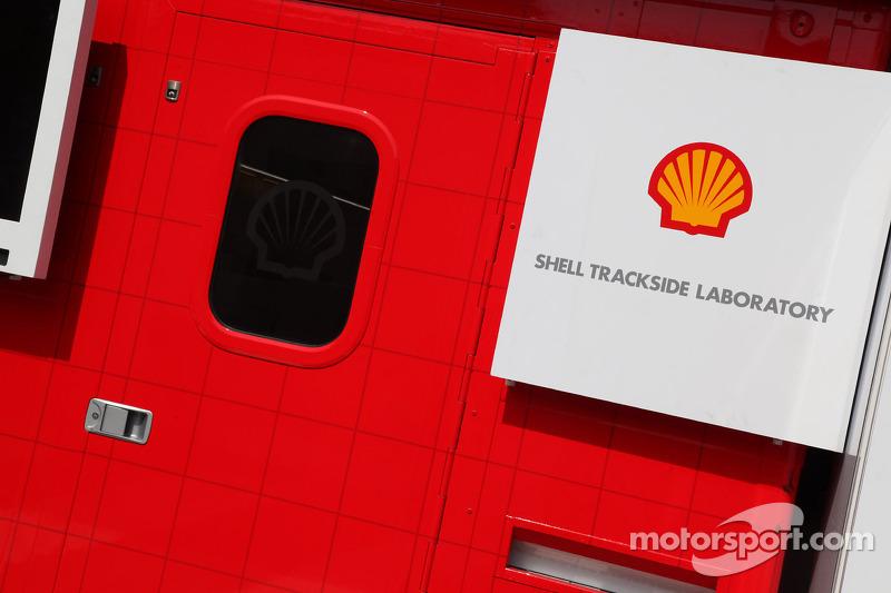 Unidad de prueba de combustible y aceite de Shell