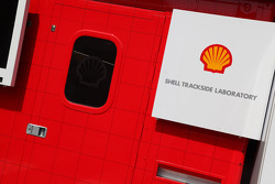 Shell oil and fuel testing unit