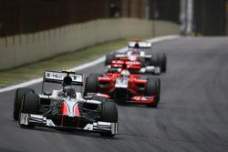 Vitantonio Liuzzi, HRT Formula One Team