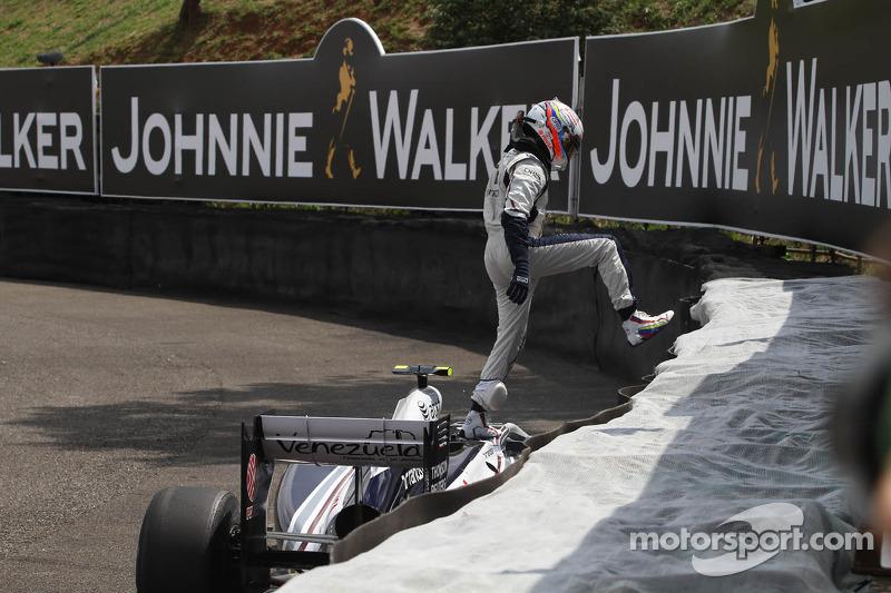 GP de Brasil 2011 Carrera