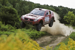 Rally action