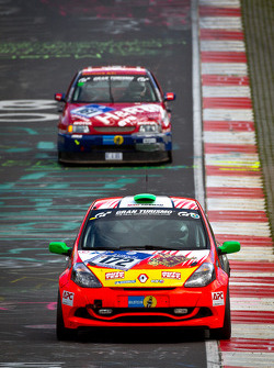 #172 Teichmann Racing GmbH Renault Clio Cup: Michael Schneider, Ugo Vicenzi