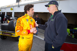 Patrick Dempsey and Tracy Krohn