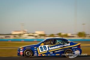 #80 BimmerWorld Racing BMW 328i: John Capestro-Dubets, James Clay
