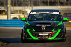 #30 i-MOTO Mazda Speed 3: Glenn Bocchino, Taylor Haquard