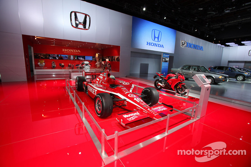 Honda stand