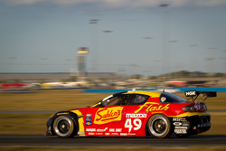#49 Team Sahlen Mazda RX-8: Dane Cameron, Joe Nonnamaker, Wayne Nonnamaker, Will Nonnamaker, Joe Sahlen