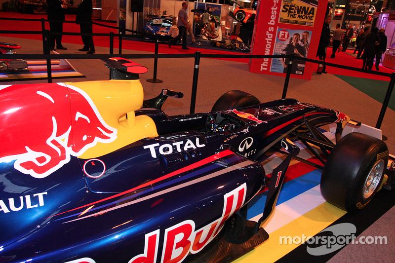 Red Bull F1 car