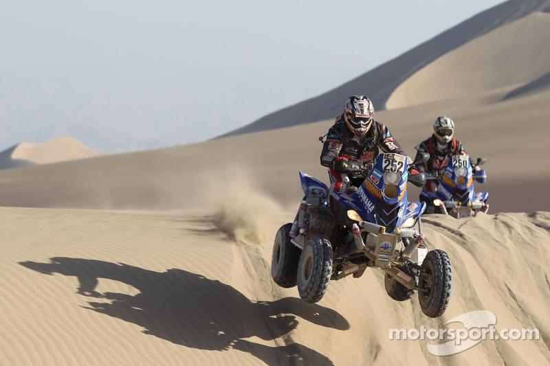 #252 Yamaha: Marcos Patronelli