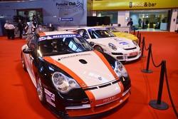 Porsche Club UK 911 racers