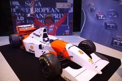 McLaren-Ford MP4/8 - 1993 European P winner - one of Ayrton Sennas greatest victories