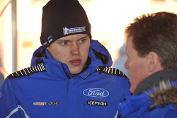 Ott Tanak, M-Sport Ford World Rally Team