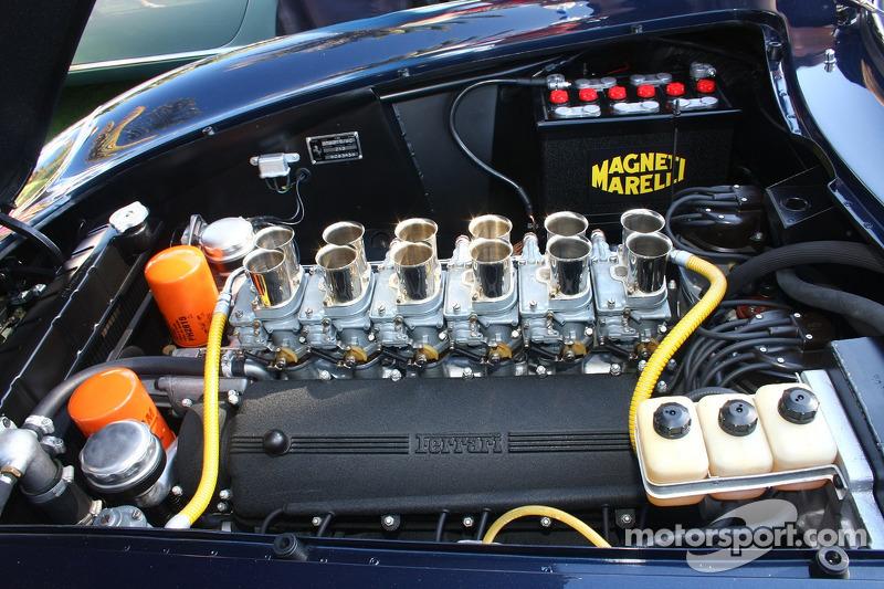 Ferrari 275GTB motor