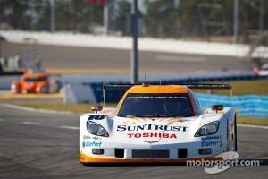 #10 SunTrust Racing Corvette DP: Max Angelelli, Ryan Briscoe, Ricky Taylor