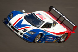 #9 Action Express Racing Corvette DP: Joao Barbosa, Terry Borcheller, JC France, Max Papis
